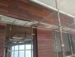 Exterior IPE Wood Cladding