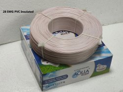 PVC Insulated ISI Marked Submersible Winding Wire