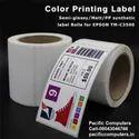 Epson Printer Sticker Roll Glossy / Matt / PP Synthetic Inkjet Label Rolls