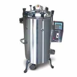 SS Fully Automatic Autoclave