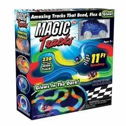 Magic Race Bend Flex And Glow Tracks, For Personal