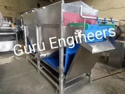 Frozen Green Peas Processing Plant Machinery