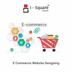 Responsive E Commerce Website Designing Service, With Online Support