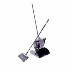 Garbage Shovel Wind Proof With Brush Commercial Grade