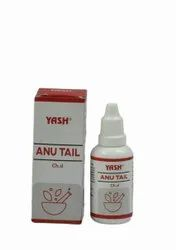 Anu Taila Nasal Drop, For Personal, Packaging Size: 50ml