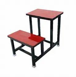 Single Student Bench Cum Duel Desk