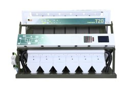Channa Dal sorting Machine T20 - 6 Chute