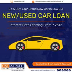 New / Used Car Loan