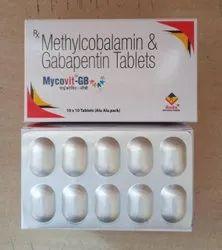 Gabapentin, Methylcobalamin