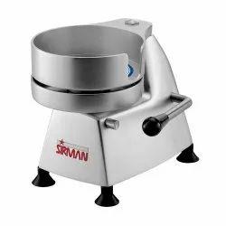 Sirman Hamburger Press Machine SA-100 Mould Diameter 100 mm