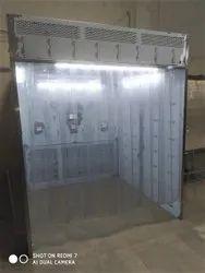 Dispensing Booth Sampling Booth