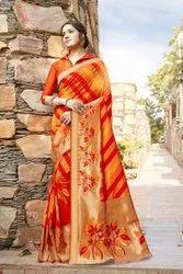 Ladies Designer Soft Silk Saree