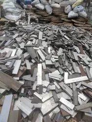 Magnetic Steel Scrap 400 Series, Packaging Type: Loose, Plate Offcuts