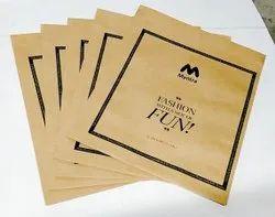 Myntra Paper Bag-A (13x15 Inch)Lip Lock