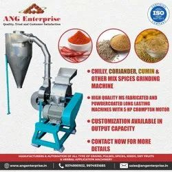 Spice Grinding Machine Mini
