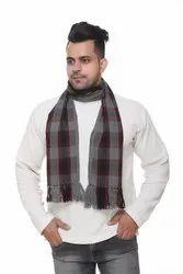 Designer Daily Wear Men Winter Scarves