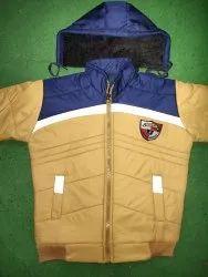 Plain Zipper Kids Jackets, Full Sleeves
