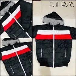 Butter NS Men's Full Sleeve Party Wear Jacket, Size: XL