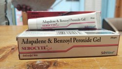 Adapalene & Benzol Peroxide Gel