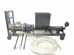 Electric Cement Grouting Machine 3HP