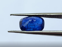 Royal Blue Sapphire - 3.55 carat