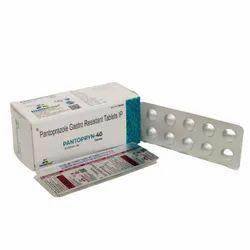 Pantoprazole Gastro Resistant Tablets IP
