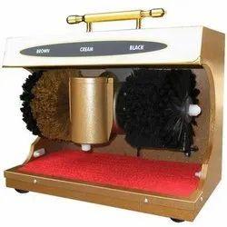 Automatic Shoe Shining Machine