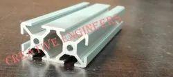 Creative 20x40 Aluminium Extrusion