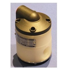 FLUIDO PVDF Chemical Flow Meter