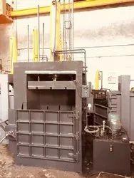 Single Chamber Bale Eject Baler Machine