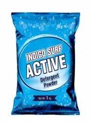 Detergent Packaging Plastic Pouch, 2 Layer