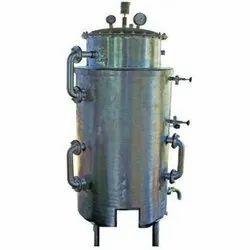 Oil & Gas Fired 600 kg/hr Kitchen Steam Boiler