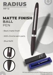 Matte Finish Ball Pen Radius