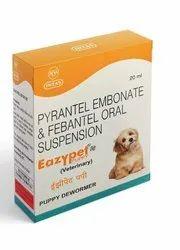 Intas Eazypet Puppy Dewormer Syrup 20 ml