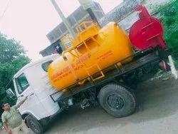 Truck Mounted Sewer Jetting Machine