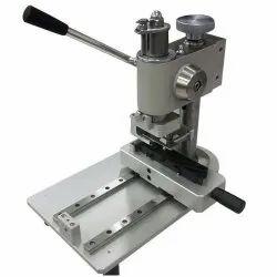 Etching Mild Steel Machining Fixture, For Holding Workpiece