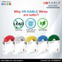 VR Kable 1.00 Sq Mm HDFR Unilayer Wire