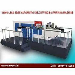 Lead Edge Automatic Die-Cutting & Stripping Machine