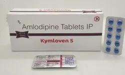 Amlodipine 5mg - Kymloven  5