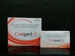 Cortigard 3 L  Softgel Capsules