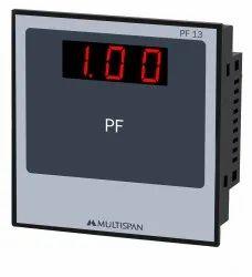 PF-13 Single Phase AC Panel Meter