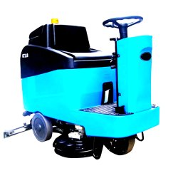 Ride On Scrubber Dryer