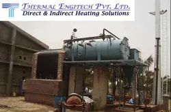 Multi Fuel Fired 500-10000 kg/hr FBC Steam Boiler IBR Approved
