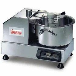 Sirman Bowl Cutter-C6 Power Watt 350 - Hp 0.5 Bowl Capacity ltr 5.3
