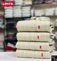 Levis Mens Formal Shirt