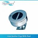 Line Anchor with Retractable Hook