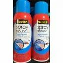 Scotch Spray Mount Repositionable Adhesive 6065 Clear, 260 g