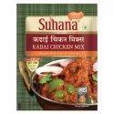 Suhana Kadai Chicken Mix, Packaging Size: 50 G, Packaging Type: Packets