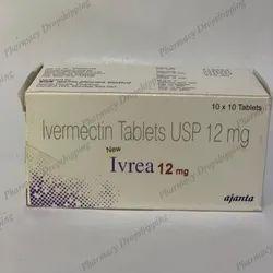 Iverea 12 Mg Tablets