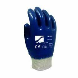 Securaplus Nitrile Dipped Gloves